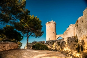 Can Perlita Blog Bellver Castle