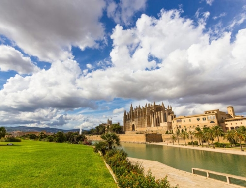 La Seu, the Cathedral of Palma de Majorca